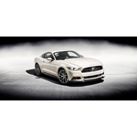 Fifty years after debuting one of the world's most popular cars, Ford is marking the milestone by revealing a Mustang 50 Year Limited Edition. (Photo: Business Wire)