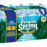 Poland Spring® 100% Natural Spring Water announced it will donate $250,000 to One Fund Boston in continued support to help meet the significant ongoing needs of the survivor community. Limited-edition bottles, available throughout New England, will feature the One Fund Boston logo and packaging will encourage consumers to join Poland Spring in supporting the organization by making