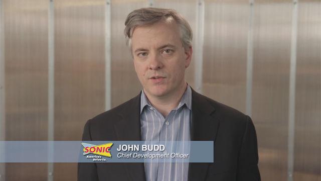 John Budd, chief development officer for SONIC Drive-In, discusses SONIC's growth plans, franchise-centric business model and brand differentiation.