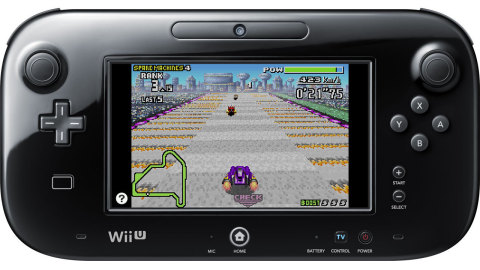 F-Zero: Maximum Velocity arrives on the Virtual Console for Wii U. (Photo: Business Wire)