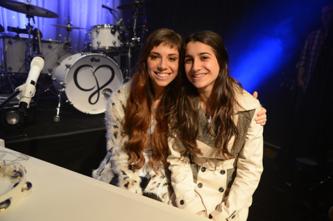 Starwood Preferred Guest and Live Nation go behind-the-scenes with Christina Perri for a one-on-one  ...