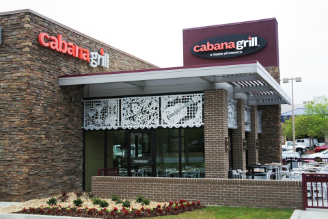 Cabana Grill Exterior, Snellville, Ga. (Photo: Business Wire)