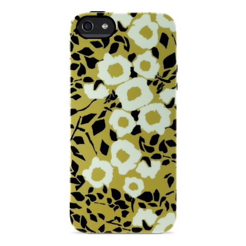 Introducing the Belkin Tracy Reese iPhone Case Collection for iPhone 5 and iPhone 5s (Photo: Busines ...