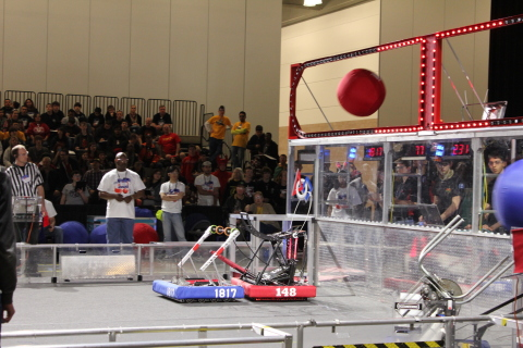 Mouser Electronics is an avid supporter of the FIRST Robotics Competition which promotes STEM educat ...