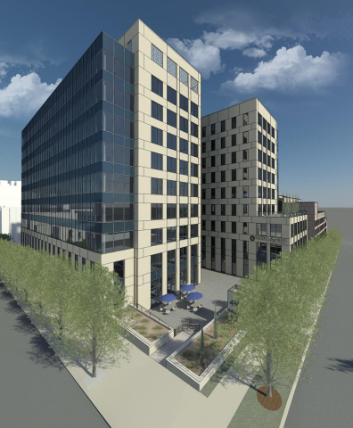 Waddell & Reed to open financial advisor office in Plaza Vista Building (Graphic: Business Wire)
