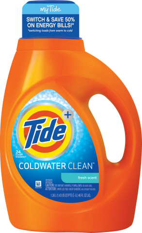 Tide Coldwater Clean (Photo: Business Wire)
