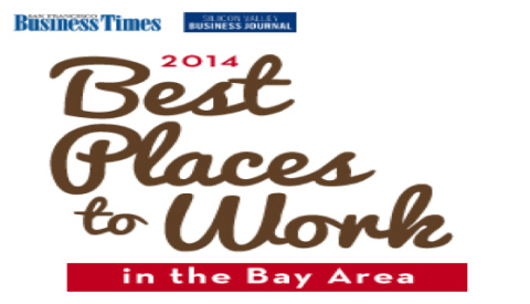 Riverbed Again Named One of the Best Places to Work in San Francisco Bay Area (Graphic: Business Wire)