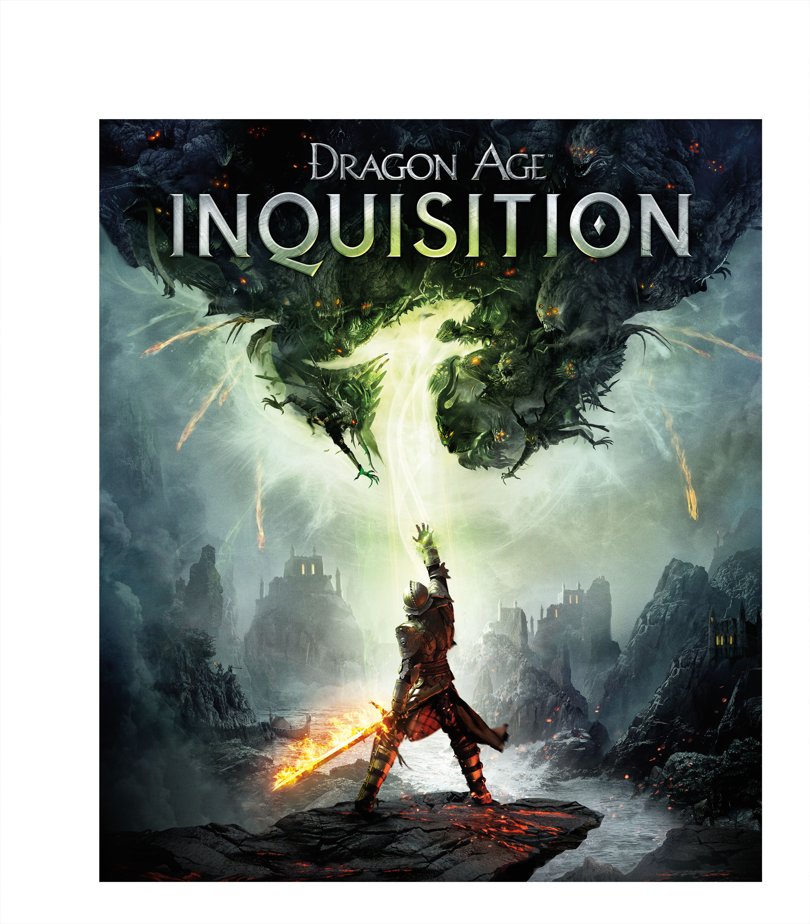 Dragon Age: Inquisition Key Art (Graphic: Business Wire)
