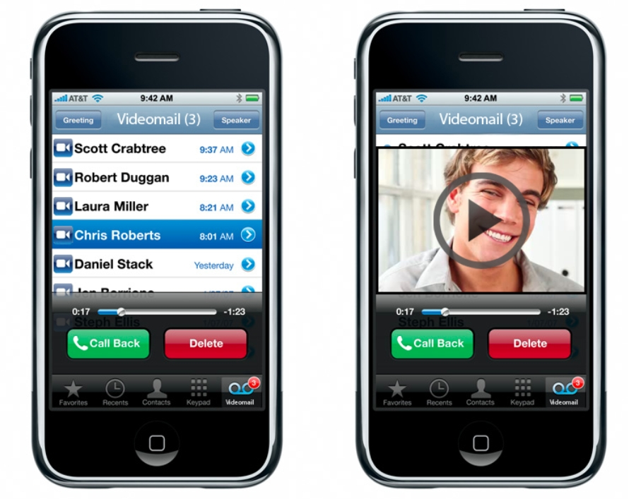 Mavenir Systems' Converged Video and Voicemail solution enables mobile operators to offer an exciting, new differentiated service for their subscribers and enhances their VoLTE service offering. (Graphic: Business Wire)