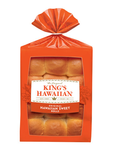 GE Capital provides working capital for King's Hawaiian, the number one dinner roll sold throughout the U.S. (Photo: Business Wire)