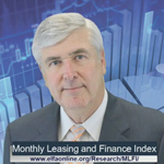 ELFA President & CEO William G. Sutton, CAE, presents Q1 2014 findings of the Monthly Leasing and Finance Index (MLFI-25).