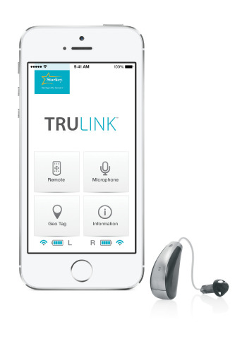 Halo and TruLink Technology (Photo: Business Wire).