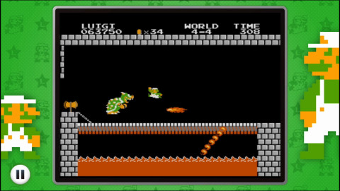 More classic NES games are twisted around in NES Remix 2. (Photo: Business Wire)