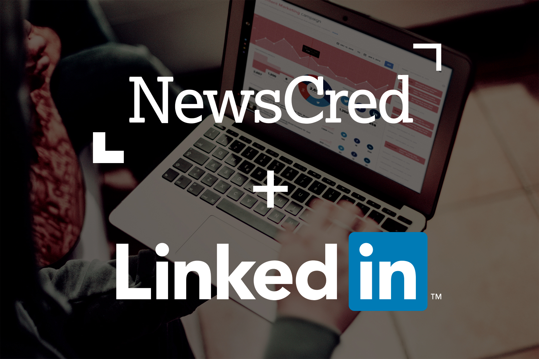 NewsCred and LinkedIn Bring World-Class Content to Brands Through Certified Content Partner Program (Graphic: Business Wire)