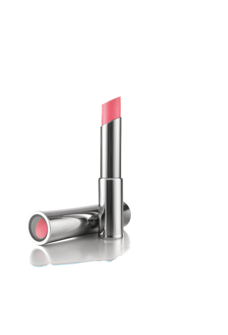 "The distinctive trim-line design of Mary Kay(R) True Dimensions(TM) Lipstick was developed to modernize the application experience featuring a nesting ""clicking cradle"" technology. (Photo: Business Wire)"