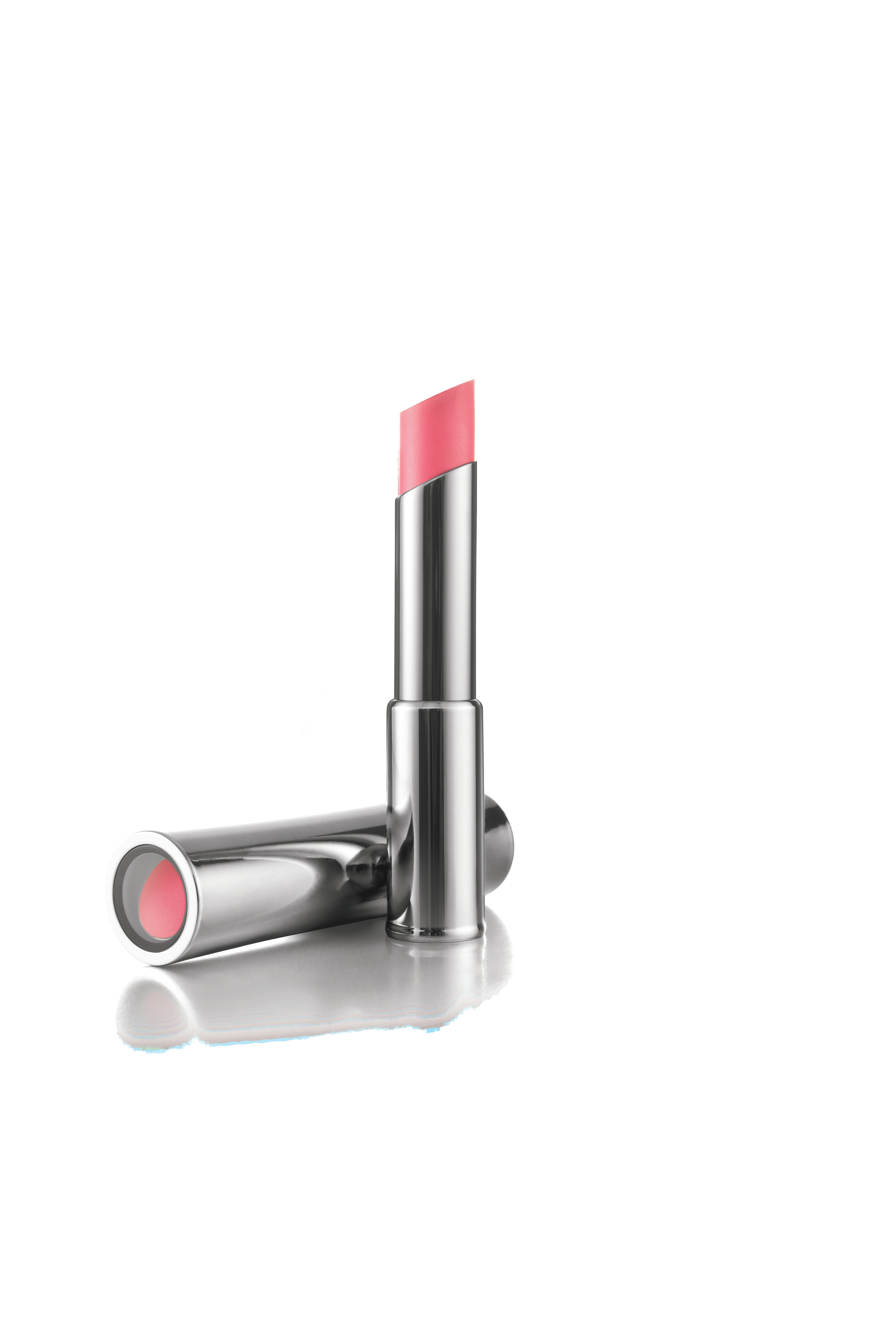 """The distinctive trim-line design of Mary Kay(R) True Dimensions(TM) Lipstick was developed to modernize the application experience featuring a nesting """"clicking cradle"""" technology. (Photo: Business Wire)"""