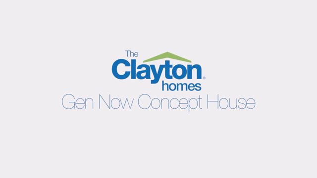 Inspired by the newest generation of homebuyers (19-37 year olds), Clayton Homes' Gen Now Concept House includes innovative technologies and features, called Smart Points, that help homeowners lead better lives. (Video: Clayton Homes)