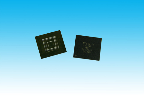 Toshiba: Embedded NAND Flash Memory Modules Compliant with UFS Ver. 2.0 (Photo: Business Wire)