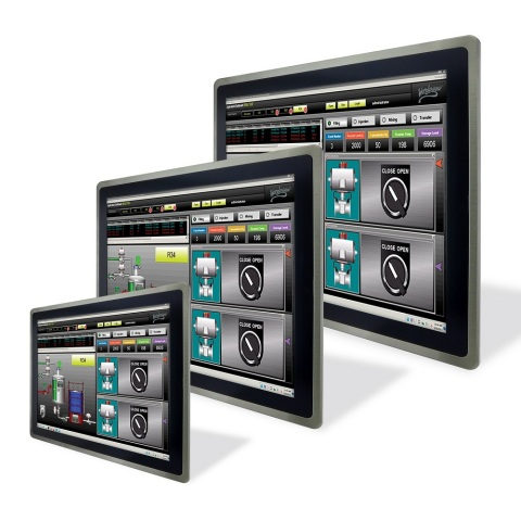 HMI Touch Panel PC, Operator Interface Panel, Safety of UL 61010-1 and UL 61010-2-201 Industrial Con ...