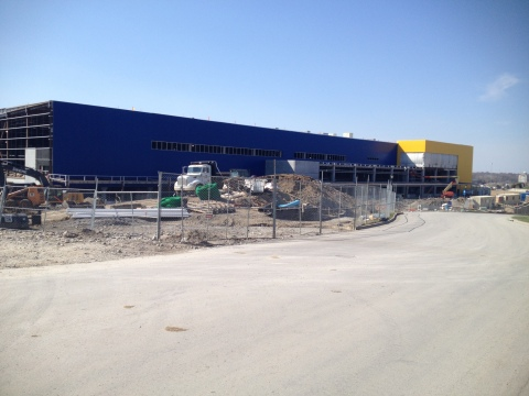 IKEA Seeking 300 to Join Swedish Family in Merriam, KS at Kansas City-Area Store Opening Fall 2014 (Photo: Business Wire)