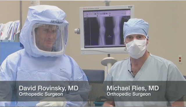 Surgical Spotlight: The Smith & Nephew JOURNEY II Cruciate Retaining (CR) Knee System (Video: Business Wire)