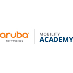 The Aruba Mobility Academy is a college and university accredited program that trains tomorrow's IT professionals on mobility and Wi-Fi fundamentals, enabling them to build secure, stable and scalable WLANs. The curriculum, a combination of lectures and hands-on labs, also qualifies them to pursue their Aruba-Certified Mobility Associate (ACMA) certification. (Graphic: Business Wire)