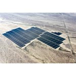 NRG Energy and MidAmerican Solar announced the completion of Agua Caliente, the world's largest photovoltaic solar facility at 290 megawatts. The Arizona plant sells clean power to Pacific Gas & Electric Company under a 25-year power purchase agreement. (Photo: Business Wire)