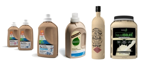 Ecologic Brands currently ships product to 15 brands around the world. U.S.-based clients include Seventh Generation, Safeway, Bodylogix, and PaperBoy by Truett-Hurst. (Photo: Business Wire)