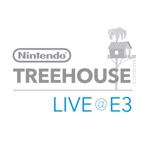 Nintendo Treehouse: Live @ E3 logo (Graphic: Business Wire)