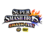 Super Smash Bros. Smash Fest @ Best Buy logo (Graphic: Business Wire)