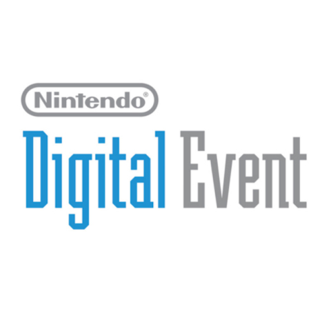 Nintendo Digital Event logo (Graphic: Business Wire)