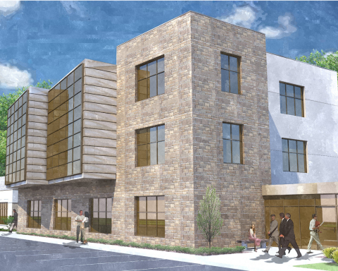 Vince & Associates Clinical Research Begins Construction on $5 Million Expansion Project (Graphic: Business Wire)