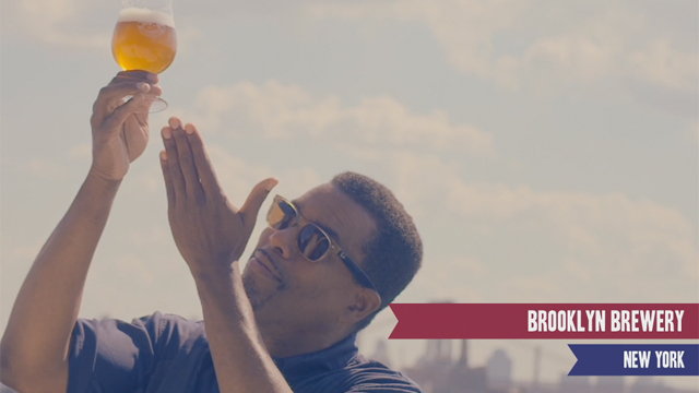 """ACBW celebrates the many faces of craft beer in a video montage this year. Brewers from all 50 states have united by taking """"selfies"""" to best represent their brewery and state. (Video: Business Wire)"""
