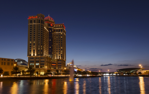 The Sheraton Dubai, Mall of the Emirates Hotel has upgraded its wireless LAN network using Aruba Net ...