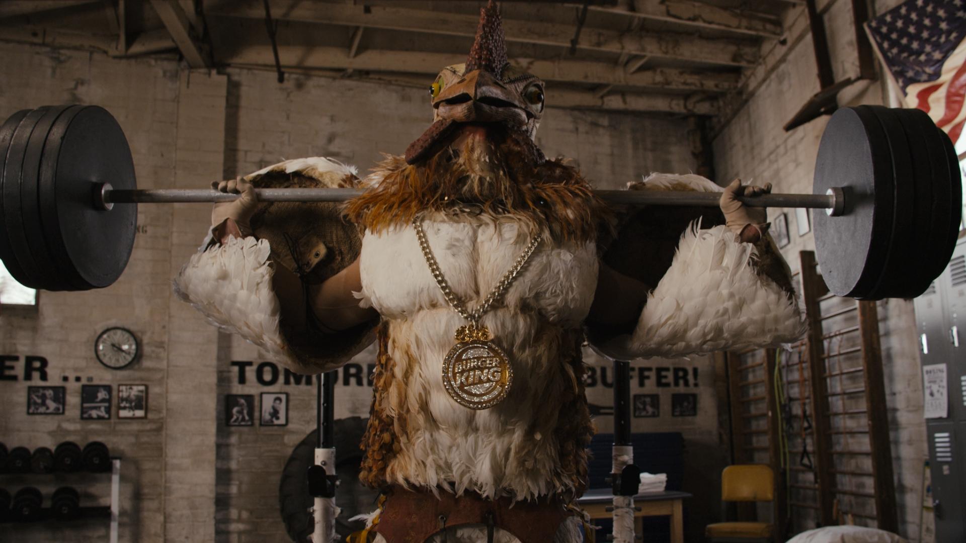 Burger King Chicken Redemption (Photo: Business Wire)