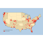Comcast to Reach Eight Million Xfinity WiFi Hotspots in 2014 (Graphic: Business Wire)
