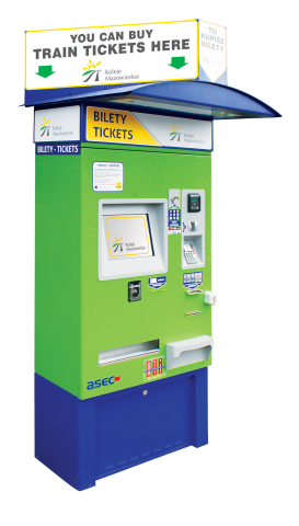 oti's electronic ticket systems subsidiary, ASEC S.A., is expanding the capabilities of 84 transit t ...