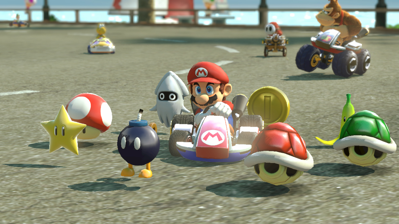 Nintendo Gives A Crash Course In New Mario Kart 8 Information