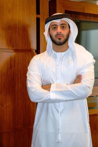 Malek Al Malek, CEO, TECOM Business Parks (Photo: Business Wire)