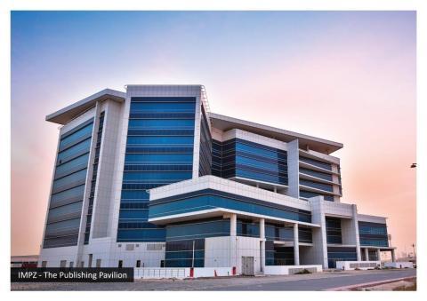 The Publishing Pavilion (Photo: Business Wire)
