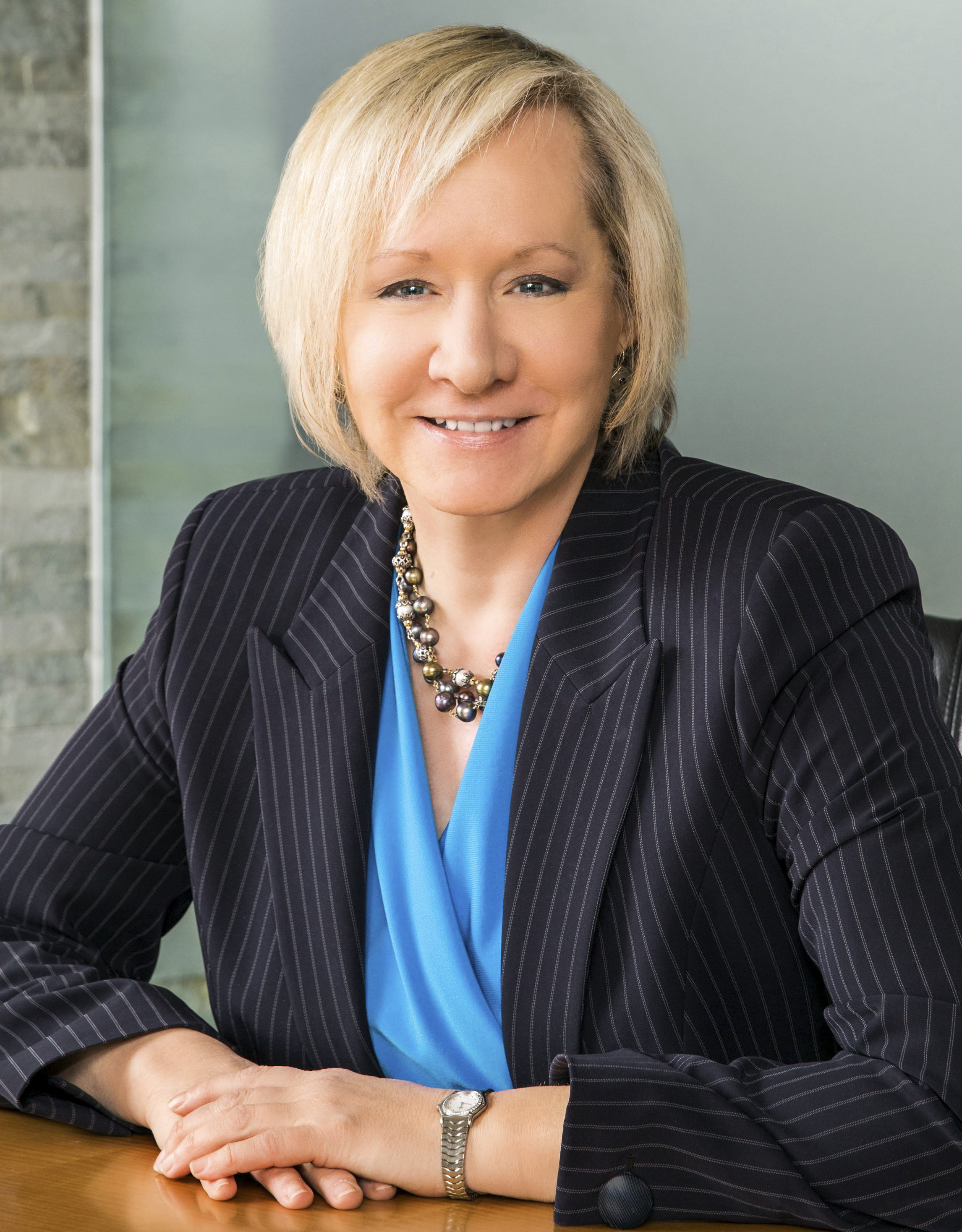Lynne Born, Chief Operating Officer, Seiler LLP (Photo: Business Wire)