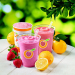 Orange Julius Strawberry Lemonade Family. (Photo: Business Wire)