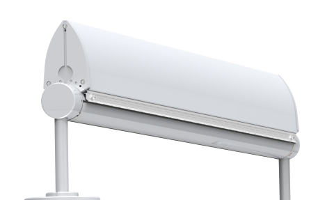 Architectural Area Lighting's Pivot linear flood light now available in LED (Photo: Business Wire)