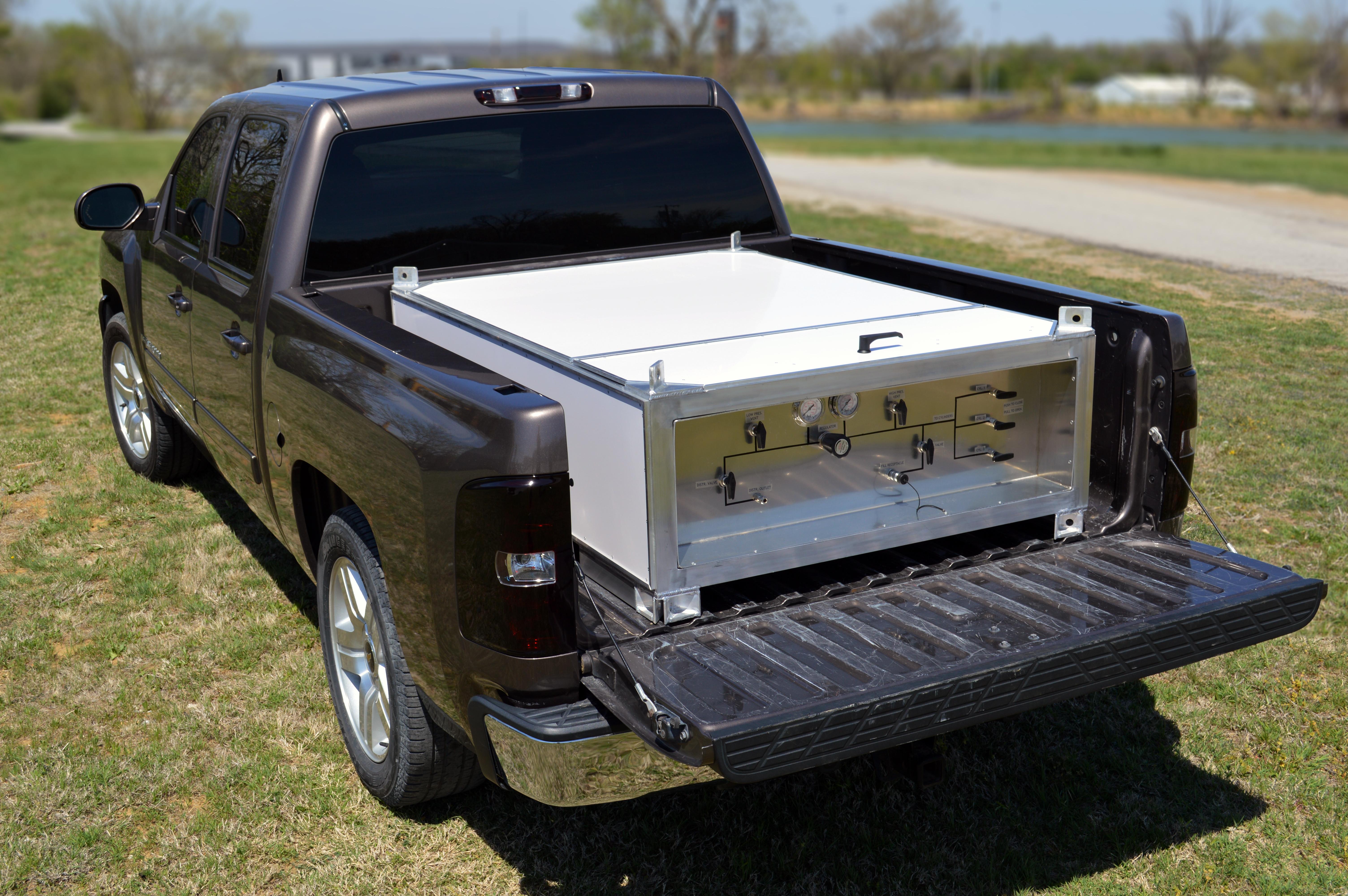 G-Pak(TM) gas-storage system (Photo: Business Wire)