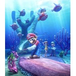 Mario Golf: World Tour launches for the Nintendo 3DS family of systems on May 2 and lets players enjoy golf with a Mario twist. Players can aim their shots to avoid giant Piranha Plants or tee off next to Yoshi eggs in courses inspired by the Mushroom Kingdom. They can even play on courses that are underwater! (Photo: Business Wire)