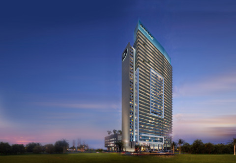 A view of Vantage serviced hotel apartments which will be managed by NAIA by DAMAC. (Photo: Business ...