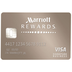 Marriott Rewards Premier Visa Signature® Business Credit Card (Photo: Business Wire)