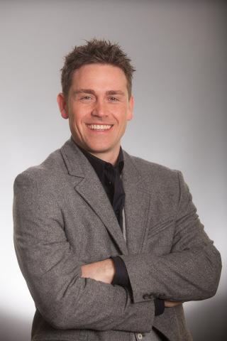 Paul Blurton, Chief Creative Officer, inVNT (Photo: Business Wire)