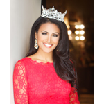 Macy's celebrates Asian-Pacific Heritage Month with Miss America 2014 Nina Davuluri. Photo by Matt Boyd Photography