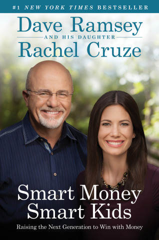 """Smart Money Smart Kids"" by Dave Ramsey and Rachel Cruze (Photo: Business Wire)"